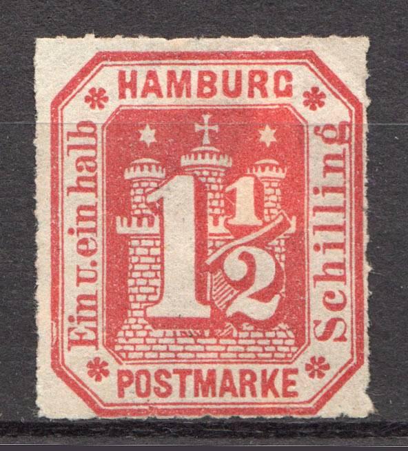 Lot 4382 - german states hamburg -  Old Louis Sale #8