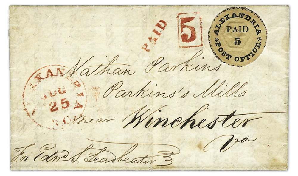 Rare and Valuable US Stamps and Postal History | oldbid