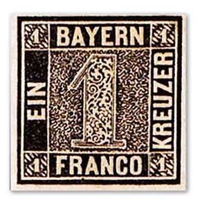 First_Bavaria_postage_stamp_1k_1849_issue.jpg