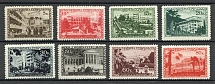 1939 USSR Sanatoriums of the USSR (Full Set, MNH)