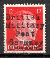 Germany British Military Post Local Post