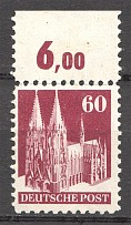 1948 Germany British and American Zones (CV $120, MNH)