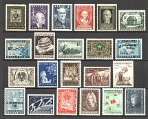 1950-56 Austria Collection (Full Sets, MNH)