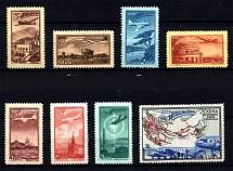 1949 USSR Airmail (Full Set, MNH)