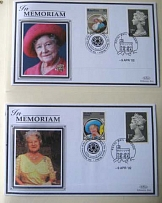 Collections/Mixed Lots 2005 Queen Mother 5th Anniv of 100th Birthday set of ~100