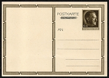 1939 Special Postcard issued in commemoration of Hitler's 50th birthday (2)