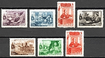 1949 International Day of Women (March, 8) (Full Set, MNH)