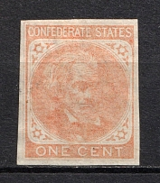 1c Confederate States of America, Local (Full Set)