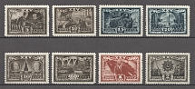 1943 USSR 25th Anniversary of the October Revolution (Full Set, MNH)