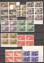 1947 USSR. Recovery of the economy. Solovyov 1201 - 1211. A series of 11 stamps