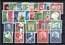 BUNDESREPUBLIK, Michel no.: 148-76 MNH, Cat. value: 683€