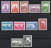 1942-43 Occupation of Serbia, Germany (Full Set, CV $15, MNH)