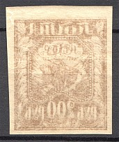 1921 RSFSR 200 Rub (Offset, MNH)