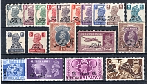 OMAN, Michel no.: 1-15 MNH, Cat. value: 107€