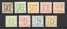 1866 Thurn und Taxis Germany
