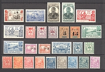 1902-50 New Caledonia French Colony (Full Sets)