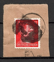 Germany Local Post 12 Pf (Canceled)