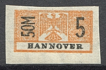 Hanover Disability Insurance 50 М (MNH)