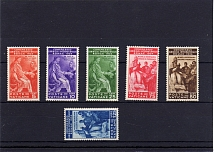 VATIKAN, Michel no.: 45-50 MNH, Cat. value: 800€