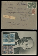 Soviet Union THIRD DEFINITIVE ISSUE: 1929-31, over 580 mint stamps and 4 covers