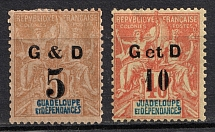 1903 Guadeloupe, French Colonies (CV $15)