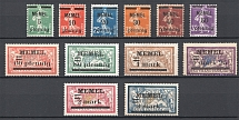 1920-22 Memel Germany