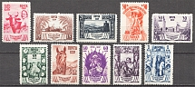 1939 USSR The All-Union Fair `New in the Agriculture` (Full Set)