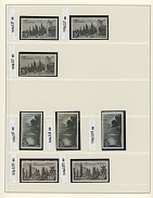 Soviet Union COLLECTION OF 1938 YEAR, more than 360 stamps