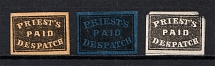 1851 Priest's Despatch Post, USA, Local