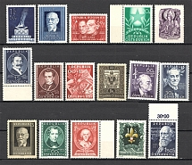 1948-51 Austria Collection (Full Sets, MNH)