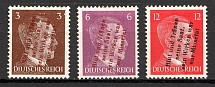 1945 Muhlberg Germany Local Post