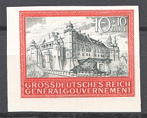 1944 General Government (Imperforated, Full Set, MNH)