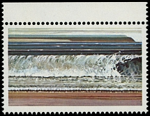 Canada, 1979, Fundy National Park, ($1) multicolored, black inscription omitted