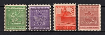 1945 Meissen, Germany Local Post (Full Set, CV $15, MNH)