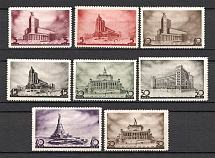 1937 The First Congress of Soviet Architetects (Full Set)
