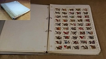 Collections/Mixed Lots Album Birds thematics: U-Z countries m&u incl USA 82 Stat