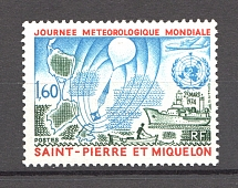 1974 St. Pierre & Miquelon French Colony (CV $15, Full Set)