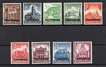 1941 Germany Occupation of Luxembourg (Full Set, CV $10, MNH)
