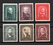 1932 Austria (CV $350, Full Set)