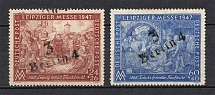 1948 District 3 Berlin Emergency Issue, Soviet Zone Russian of Occupation, Germany