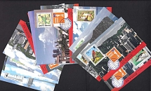 Collections/Mixed Lots 1997 Various mainly Commonwealth m/sheets um, issues for