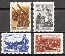 1948 USSR 30th of Soviet Army (Full Set, MNH)