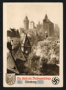 1936 Reich party rally of the NSDAP in Nuremberg, Old Nuremberg Towers