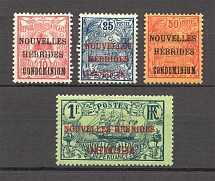 1910 New Hebrides French Colony (CV $60)