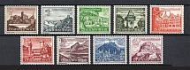 1939 Third Reich, Germany (Full Set, CV $80, MNH)