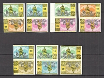 1958 Anniversary of the November Action Pairs Tete-Beche (Offset, MNH)