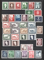 1946-49 Austria Collection (CV $90, Full Sets, MNH/MH)