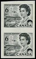Canada, 1970, Queen Elizabeth II, Transportation