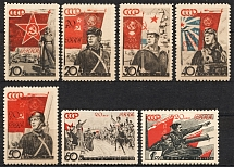 1938 USSR The 20th Anniversary of the Red Army (Full Set)