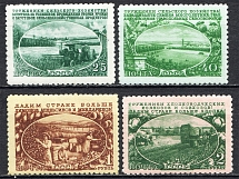 1951 USSR Agriculture in the USSR (Full Set, MNH)